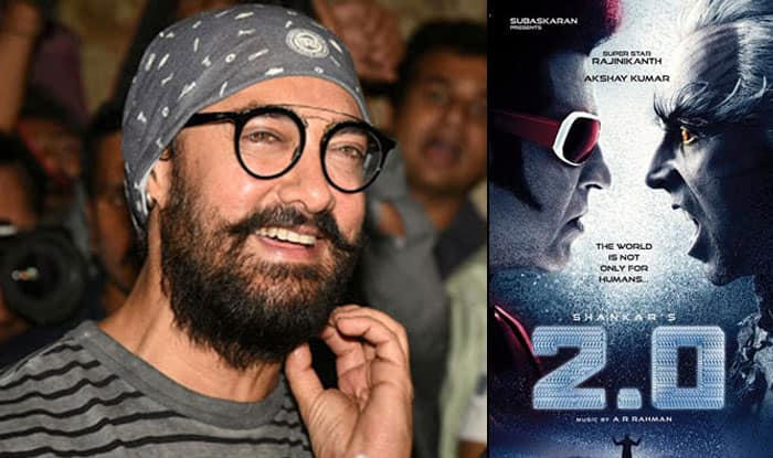 Aamir Khan Thugs Of Hindostan 2.0 clash