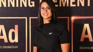 International Women's Day 2018: India's Fastest Female Swimmer Aditi Dhumatkar on How Swimming Helps Her Stay Healthy Mentally and Physically