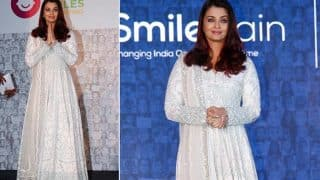 Aishwarya Rai Bachchan Breaks Down As She Remembers Her Father - Watch Video