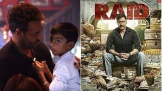 Raid Movie Review: Ajay Devgn's Son Yug's Review Of The Film Will Make Papa Very Happy And Proud