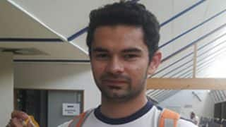 Akhil Sheoran Wins Gold in Shooting Debut at ISSF World Cup