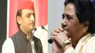 Assembly Elections 2018: Day After Plans of Show of Solidarity, SP Chief Akhilesh Yadav, BSP Supremo Mayawati Might Give Swearing-in Ceremonies a Miss
