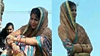 After Spooking Her Fans As A Witch In Pari, Anushka Sharma Leaves Them Stunned With Her Leaked Pictures From Sui Dhaaga - Made In India