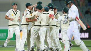 SAvAUS: ऑस्ट्रेलिया ने 118 रन से जीता पहला टेस्ट मैच, स्टार्क बने 'मैन ऑफ द मैच'