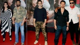 Baaghi 2 Special Screening: Akshay Kumar, Jackie Shroff, Suniel Shetty And More Watch Tiger Shroff - Disha Patani's Action Flick (VIEW PICS)