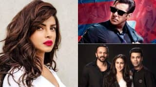 Salman Khan Unveils Race 3 First Look; Priyanka Chopra's Next Film; Sara Ali Khan Joins Simmba, Aamir Khan's Mahabharata: Bollywood Week In Review