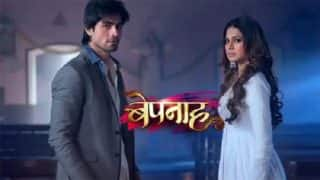 Jennifer Winget - Harshad Chopra's Bepannaah Leave Fans Impressed, The Show's Star Cast Party Hard Post Its Premiere - View Pics And Tweets