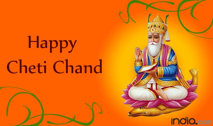 Happy Cheti Chand 2018