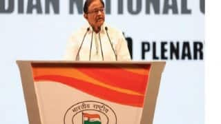 Congress Plenary Session Day 2: P Chidambaram Slams Modi Govt, Says They Pushed People Into Poverty