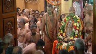 Kanchi Shankaracharya Jayendra Saraswati's Last Rites Today, Narendra Modi Likely to Attend