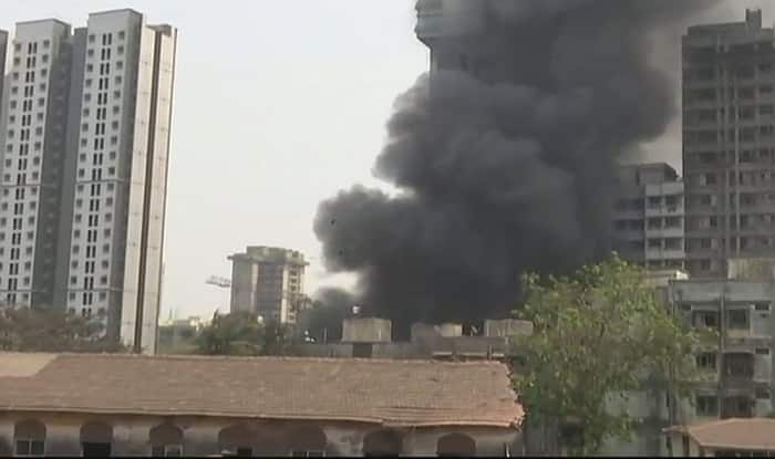 Major Fire Breaks Out at Godown in Kala Chowky