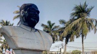 Syama Prasad Mookerjee Statue Blackened in Kolkata, Six Arrested
