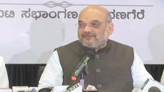 Amit Shah Makes Blunder, Says Yeddyurappa Government Should Get Number One Award For Corruption; Siddaramaiah Rejoices