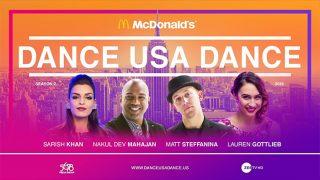 McDonald's Partners Up With Dance USA Dance Season II