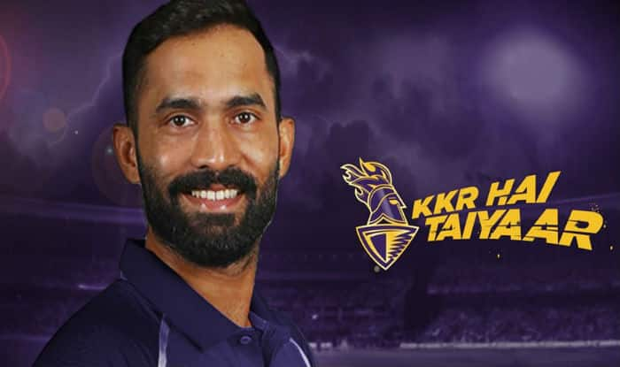 IPL 2018: Dinesh Karthik appointed KKR captain