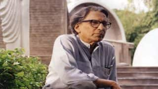 Balkrishna Doshi is First Indian to Win Pritzker Prize For Architecture