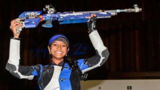 भारत की इलावेनिल ने निशानेबाजी के जूनियर वर्ल्ड कप में जीता गोल्ड, तोड़ा रिकॉर्ड