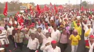 Maharashtra Farmers Loan Waiver Protest: Over 30,000 Farmers March From Nashik To Mumbai, Demand Complete Loan Waiver