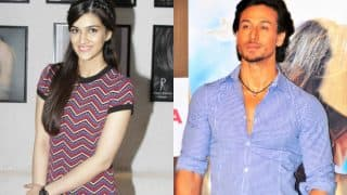 Kriti Sanon Approached To Play The Leading Lady In Baaghi 3?