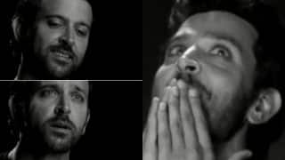 Hrithik Roshan's Powerful Message - Darr Se Mat Darr - For All Sons And Daughters Will Leave You Inspired (VIDEO)