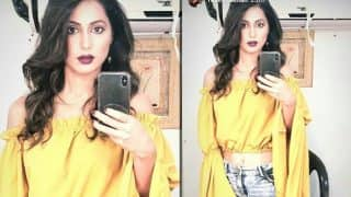 TV Actress Hina Khan Proves That Hot Pants Can Be The Best Wearable During Summer