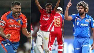 IPL में इन गेंदबाजों के आगे बल्लेबाज पानी मांगते हैं !