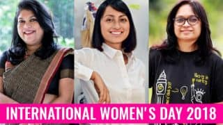 International Women's Day 2018: Indian Women Entrepreneurs Who Have Built a Thriving Business Empire
