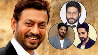 Abhishek Bachchan, Dulquer Salmaan, Ayushmann Khurrana Wish Irrfan Khan's Speedy Recovery - Read Tweets