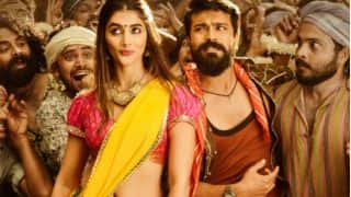 Rangasthalam Box Office Day 3: Ram Charan's FilmRaces Ahead Of Tiger Shroff's Baaghi 2 In Australia; Enters $ 2 Million Club InAmerica