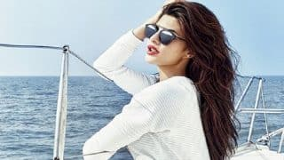 Race 3 Actress Jacqueline Fernandez Crosses 20 Million Followers On Instagram!