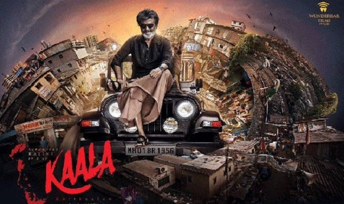 Rajinikanth's Kaala Movie will be Released on June 7