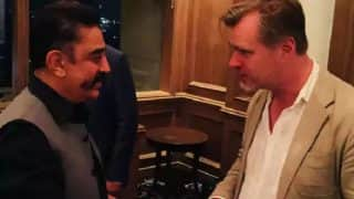 Kamal Haasan Is Mighty Surprised To Know That Hollywood Director Christopher Nolan Has Watched Paapanaasam - View Post