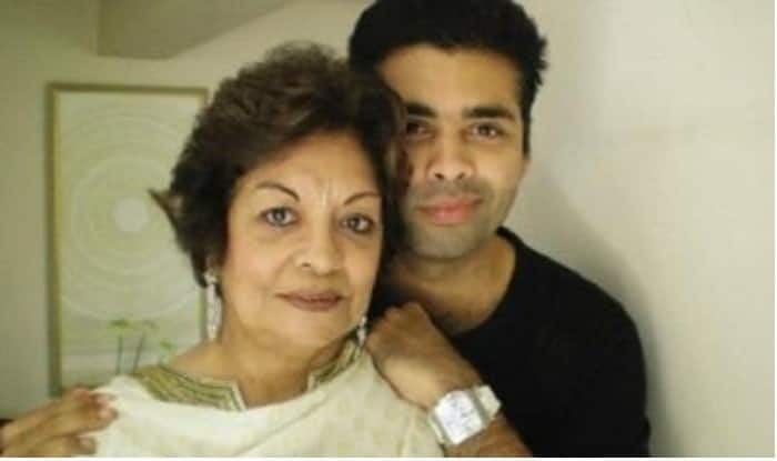Karan Johar's mom Hiroo Johar's birthday bash