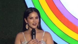 Sunny Leone Unveils The Trailer Of Her Biopic Karenjit Kaur At The Launch Of Zee 5 Originals - Watch Video