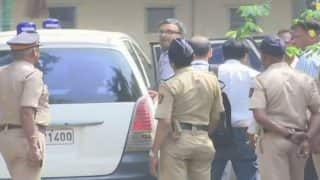 INX Media Bribery Case: Karti Chidambaram at Byculla Jail in Mumbai, to be Confronted With Indrani, Peter Mukerjea