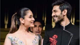 Kartik Aaryan Sings 'Ban Ja Tu Meri Rani' For Kareena Kapoor Khan; Fans Hope Saif Ali Khan Doesn't See The Video