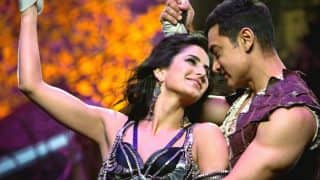 Katrina Kaif Shares A Glimpse Of Her Dance Rehearsal With Aamir Khan From Thugs Of Hindostan As He Celebrates His Birthday - Watch Video