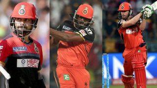 IPL 2018: सबसे ज्यादा शतक जड़ने के मामले में दूसरे नंबर पर कोहली, ये हैं टॉप 5 खिलाड़ी
