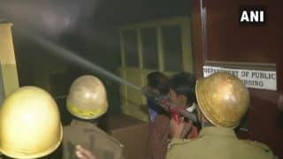 Kolkata: Fire Breaks Out in All India Institute for Hygiene And Public Health; No Causalities Reported