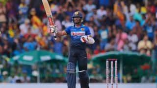 SL Cricketer Kusal Mendis Arrested After Being Involved in Fatal Road Accident