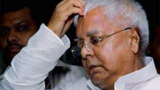 Lalu Yadav Released From Ranchi Jail on Six-Week Interim Bail; at Home in Patna
