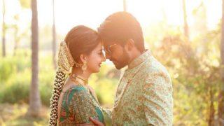 Saath Nibhaana Saathiya Fame Loveleen Kaur Sasan And Businessman Koshik Krishnamurthy Get Engaged