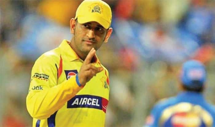 Ms Dhoni Csk Wallpaper Hd: IPL 2018: CSK Records Slowest First 10 Overs Start In The