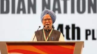 Congress Plenary Session Day 2: Narendra Modi Govt Mismanaged Jammu And Kashmir Like Never Before, Says Manmohan Singh