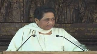 BSP Issues Warning to Congress in MP And Rajasthan, Asks it Withdraw Cases Filed During Bharat Bandh