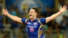 Mitchell McClenaghan Replaces Injured Jason Behrendorff in Mumbai Indians Squad