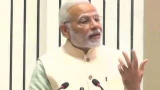 बांग्लादेश की प्रधानमंत्री से पीएम मोदी ने शांति निकेतन में चर्चा की, आधे घंटे तक हुई बातचीत
