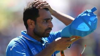 Mohammad Shami Did Not Get 'Injured' in Road Accident, Say Reports