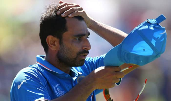 Decision to put Mohammed Shami contract on hold wasn't unanimous