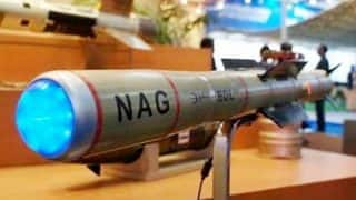 India Successfully Tests Nag Missile in Pokharan